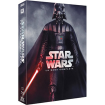 Saga Completa Star Wars Blu Ray Alta Definicion