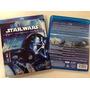 Bluray Trilogia Star Wars Episodios 4,5 Y 6 Nva Envío Gratis