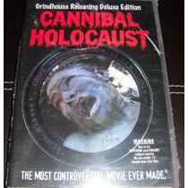 Cannibal Holocaust (holocausto Canibal) En Dvd Ed. De Lujo