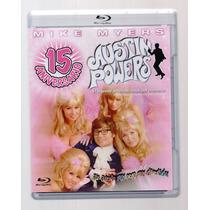 Austin Powers El Agente Internacional Del Misterio Blu-ray
