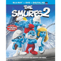 Los Pitufos 2 Blu-ray Combo Pack (blu-ray / Dvd / Ultra Viol