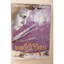 Edward Scissorhands - Winona Ryder - Johnny Depp Tim Burton