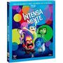 Intensamente Inside Out , Pelicula En Blu-ray + Dvd