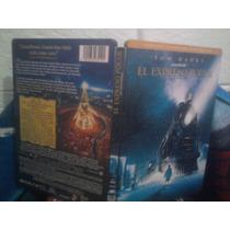 Dvd El Expreso Polar Walt Disney 2 Discos Presentación Metal