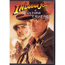 Indiana Jones Y La Ultima Cruzada , Película Dvd