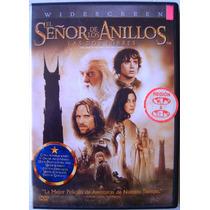El Señor De Los Anillos Las Dos Torres Edicion De 2 Dvds