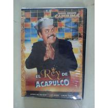 Capulina El Rey De Acapulco Dvd Original Cine Mexicano