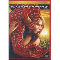 El Hombre Araña 2 Dvd Edición Especial Full Screen 2 Discos
