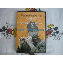 Sobre Las Olas Dvd Pedro Infante Lo Mejor Colección De Oro