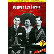 Dvd ¡ Vuelven Los Garcia ! ( 1947 ) - Ismael Rodriguez / Ped
