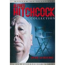 Alfred Hitchcock Collection 6 Dvd Boxset 13 Peliculas Ingles