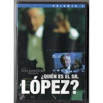 Quien Es El Señor Lopez? Vol. 3 (dvd Nuevo)