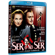 Blu-ray Original To Be Or Not To Be Ser O No Ser Car Lombard