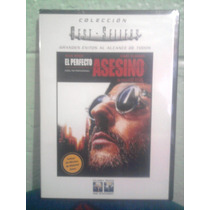 Dvd El Perfecto Asesino Acción Luc Beson Serial Killer