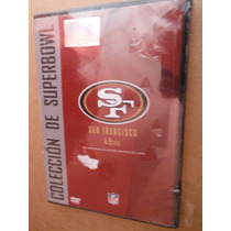 Dvd Coleccion De Superbowl San Francisco 49ers Nfl Sports