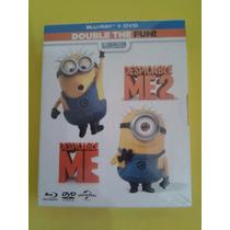 Mi Villano Favorito 1 Y 2 Boxset , Peliculas Blu-ray Y Dvd