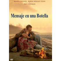 Dvd Mensaje De Amor - Message In A Bottle - Kevin Costner