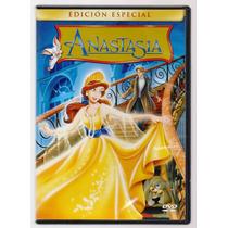 Anastasia Cine Animacion Aventura Pelicula Dvd
