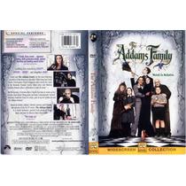 Dvd Comedia Clasica Los Locos Adams Addams Family Tampico