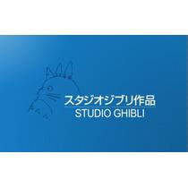 Colección De 8 Blu-rays Studio Ghibli - Hayao Miyasaki