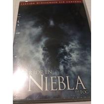 Dvd Terror En La Niebla Versión Sin Censura. Nueva!!!!