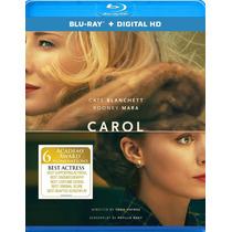 Carol - Bluray Importado Usa C/ Cate Blanchett Premio Oscar