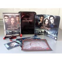 Crepusculo La Saga Eclipse Edicion Especial Pelicula Dvd