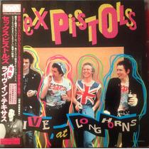 Sex Pistols - Live At The Long Horns - Laserdisc