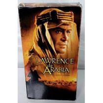 Lawrence De Arabia!vhs!subtitulada Español!usada!buen Estado