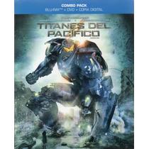 Titanes Del Pacifico (bd+dvd)