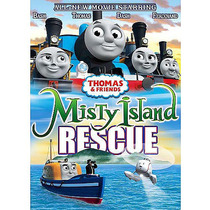 Thomas & Friends: Misty Island Rescue Dvd
