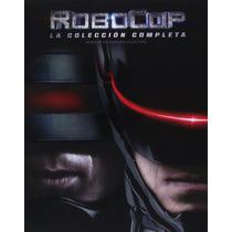 Robocop La Coleccion Completa Boxset , Peliculas En Blu-ray