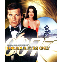 Bluray Solo Para Tus Ojos ( For Your Eyes Only ) 1981 - John