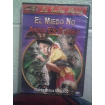 Dvd Terror Mexicano India Maria El Miedo No Anda En Burro
