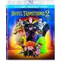 Hotel Transylvania 2 Dos , Pelicula Bd 3d + Blu-ray + Dvd