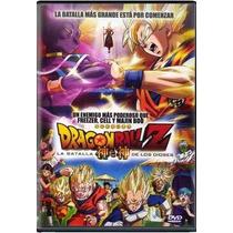 Dvd Anime Dragon Ball Z La Batalla De Los Dioses Tampico