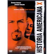Historia Americana X , Película Dvd