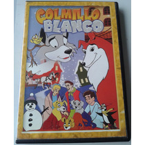 Colmillo Blanco Pelicula Dvd
