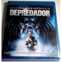 Depredador Edicion Especial De Coleccion En Blu-ray!!!