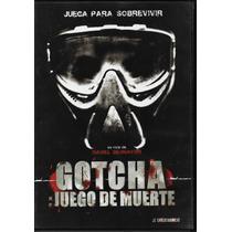 Gotcha Juego De Muerte - 1 Dvd