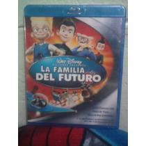 Blu Ray La Familia Del Futuro Pixar Disney Anime Manga