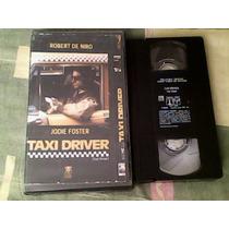 Pelicula Vhs Taxi Driver, Robert Deniro