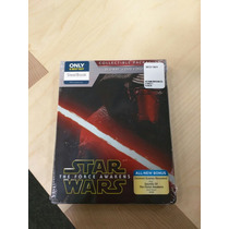 Blu-rays Star Wars Episodio 7 Steelbook