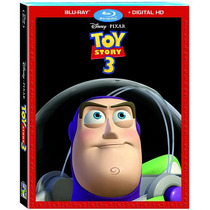 Toy Story 3 Blu-ray 2-disc Combo Pack (blu-ray / Hd Digital)