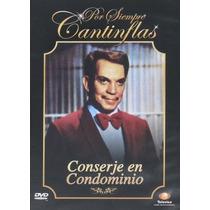Dvd Mario Moreno Cantinflas Conserje En Condominio Tampico