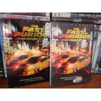 Fast And Furious Tokio Drift Dvd Rapido Y Furioso