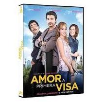 Amor A Primera Visa Dvd