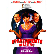 Dvd Apartamento De Soltero ( The Apartment ) 1960 - Billy Wi