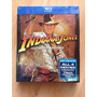 Indiana Jones Complete Adventures Blu Ray Digibook Usa