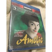 Amelie Cine Francés Audrey Tautou Nueva Y Sellada